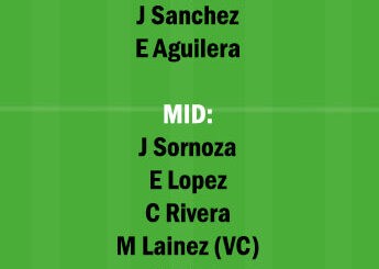 TIJ vs AME Dream11 Team fantasy Prediction Mexican League