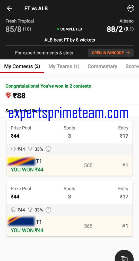 ALB-VS-FT-Dream11-Results--