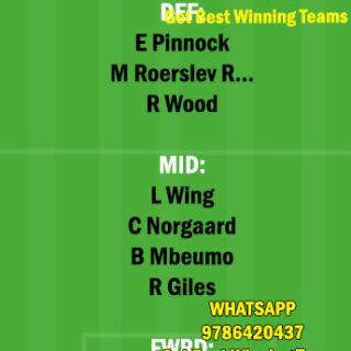 BRE vs ROT Dream11 Team fantasy Prediction English Championship