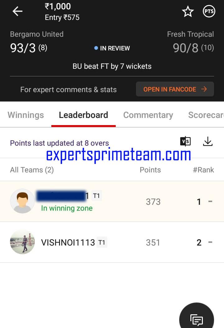 BU-VS-FT-Dream11-Results---