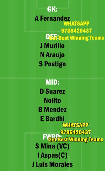 CEV vs LET Dream11 Team fantasy Prediction LaLiga Santander