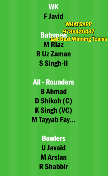 CIV vs PLG Dream11 Team fantasy Prediction ECS T10 Brescia