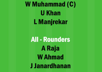 EMB vs FUJ Dream11 Team fantasy Prediction FanCode Emirates D10