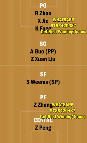 GST vs LFL Dream11 Team fantasy Prediction CBA League (3)