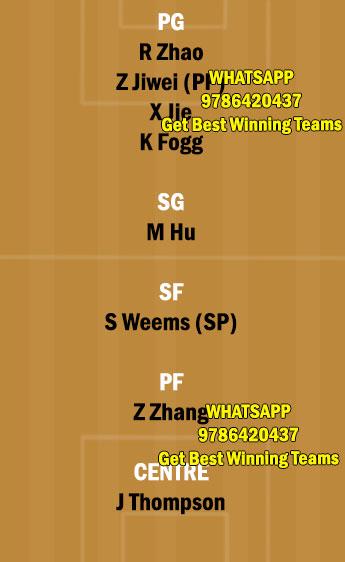 GST vs LFL Dream11 Team fantasy Prediction CBA League
