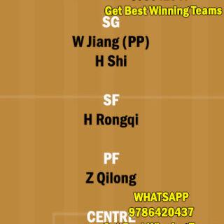 JD vs JNT Dream11 Team fantasy Prediction CBA League