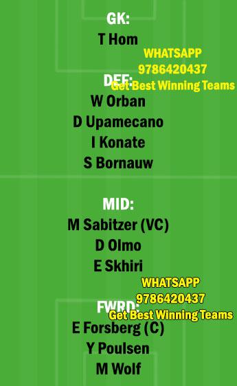 KOL vs LEP Dream11 Team fantasy Prediction Bundesliga