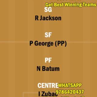 LAC vs MIN Dream11 Team fantasy Prediction NBA