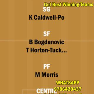 LAL vs UTA Dream11 Team fantasy Prediction NBA (2)