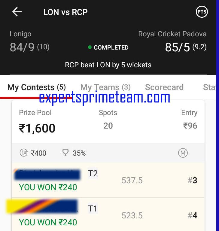 LON-VS-RCP-Dream11-Results-