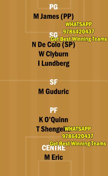MOS vs FEN Dream11 Team fantasy Prediction EuroLeague