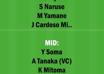 NGY vs KAW Dream11 Team fantasy Prediction Japanese League