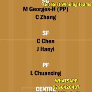 QE vs SBW Dream11 Team fantasy Prediction CBA League (2)