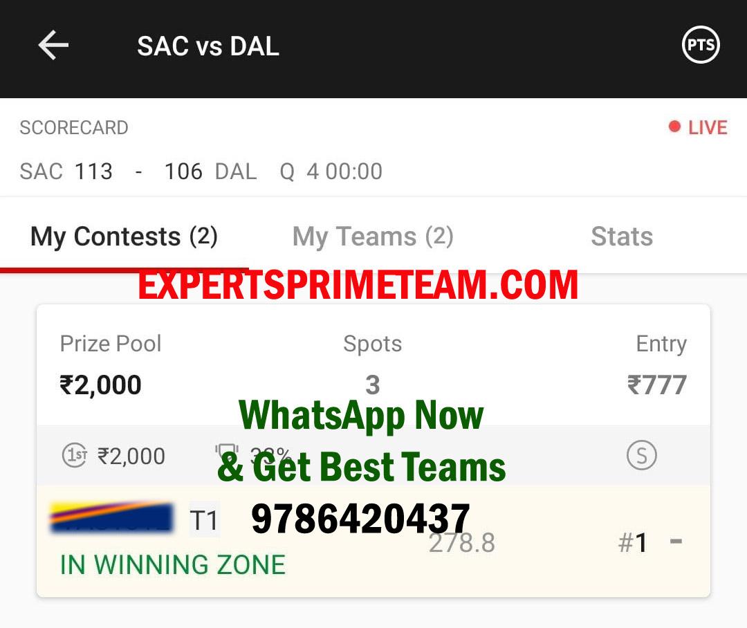 SAC-VS-DAL-Dream11-Results-