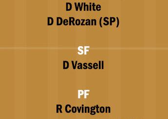 SAS vs POR Dream11 Team fantasy Prediction NBA
