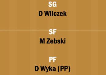 SZC vs LEW Dream11 Team fantasy Prediction Polish Basketball League