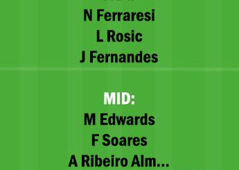 VIT vs MOR Dream11 Team fantasy Prediction Portuguese League