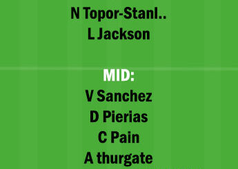 WST vs NJ Dream11 Team fantasy Prediction A League