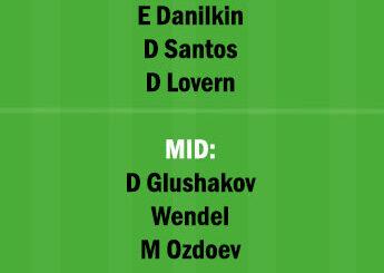 ZEN vs KHMK Dream11 Team fantasy Prediction Russian Premier League