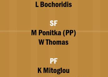 ZEN vs PAN Dream11 Team fantasy Prediction EuroLeague