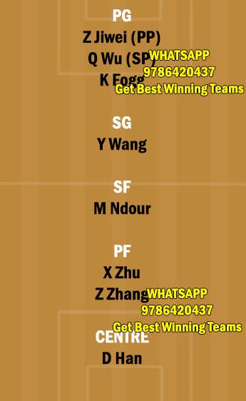 ZGB vs LFL Dream11 Team fantasy Prediction CBA League
