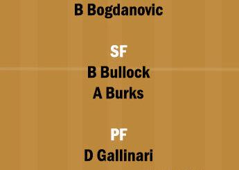 ATL vs NYK Dream11 Team fantasy Prediction NBA