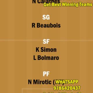 BAR vs ANA Dream11 Team fantasy Prediction EuroLeague