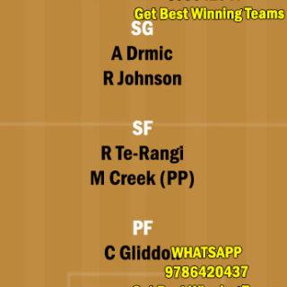 BB vs SEMP Dream11 Team fantasy Prediction Australian Basketball League