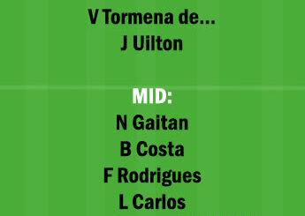 BRG vs PAC Dream11 Team fantasy Prediction Portuguese League