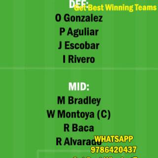 CRU vs TRT Dream11 Team fantasy Prediction American Champions League