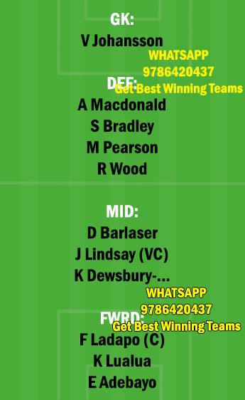 LUT vs ROT Dream11 Team fantasy Prediction English Championship