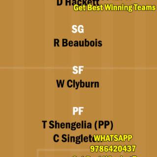 MOS vs ANA Dream11 Team fantasy Prediction EuroLeague