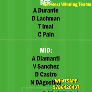 PG vs WST Dream11 Team fantasy Prediction A League