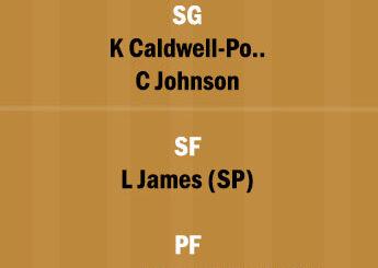 PHX vs LAL Dream11 Team fantasy Prediction NBA (2)
