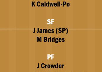 PHX vs LAL Dream11 Team fantasy Prediction NBA