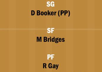 SAS vs PHX Dream11 Team fantasy Prediction NBA