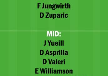 SJ vs PT Dream11 Team fantasy Prediction Major League Soccer