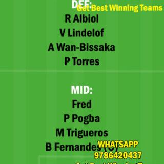 VIL vs MUN Dream11 Team fantasy Prediction Europa League