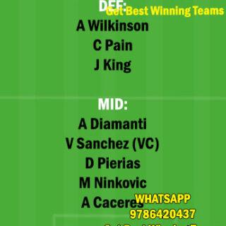 WST vs SYD Dream11 Team fantasy Prediction A League