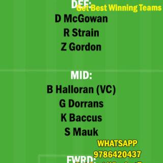 ADL vs SYW Dream11 Team fantasy Prediction A League