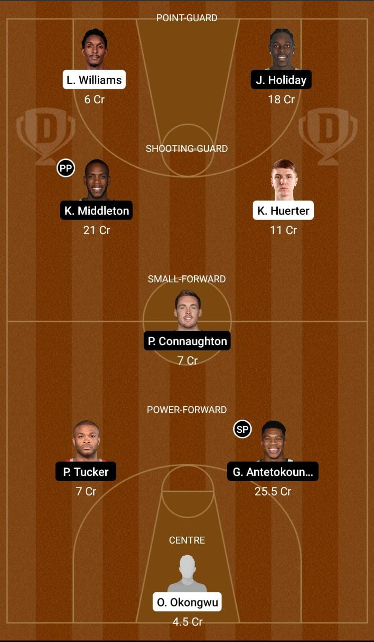 ATL vs MIL Dream11 Team fantasy Prediction NBA (2)