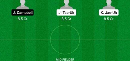 DAE vs UNC Dream11 Team fantasy Prediction Asian Champions League
