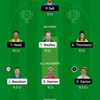 ESS vs SUS 31st Match Dream11 Team fantasy Prediction English T20 Blast