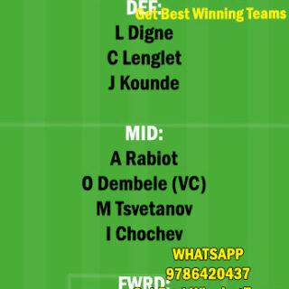 FRA vs BLG Dream11 Team fantasy Prediction International Friendly