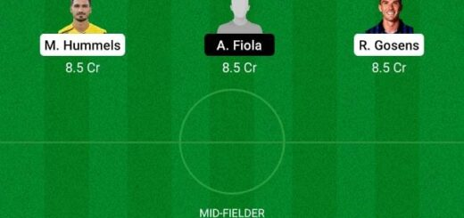 HUN vs FRA Dream11 Team fantasy Prediction Euro