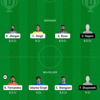 IND vs AFGH Dream11 Team fantasy Prediction World Cup Qualifiers