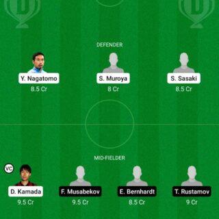 JPN vs KYG Dream11 Team fantasy Prediction World Cup Qualifiers