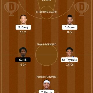 PHI vs ATL Dream11 Team fantasy Prediction NBA