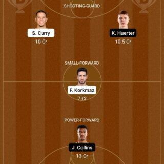 PHI vs ATL Dream11 Team fantasy Prediction NBA (3)