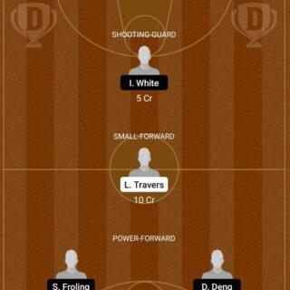 PW vs ILH Dream11 Team fantasy Prediction Australian Basketball League